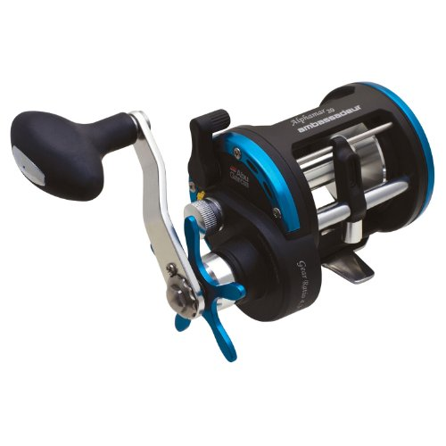 Alphamar Offshore Reel for Blue Water Fishing - 12