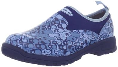 MuckBoots Women's Breezy Low Prints Boot,Blue/Blue Water,5 M US Womens