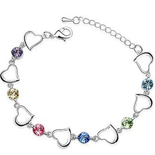 Austrian Crystal Elegant Bracelet Super Star High Grade Style(C3)