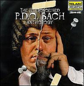P.O.D. - Ill-Conceived PDQ Bach Anthology [IMPORT] - Zortam Music