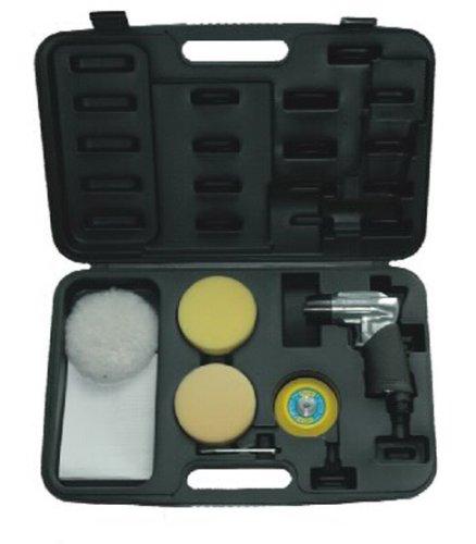 Pneutec UT 8763 Pneumatic Mini Polishing Set