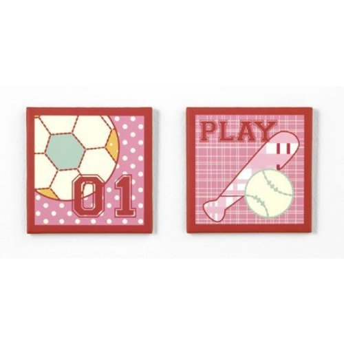 Play Date Canvas Art