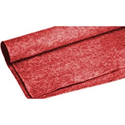 Absolute C48RD 48-Inch x 50 Yard Carpet for Speaker Sub Box, RV Truck Car/Trunk Laner Liner Roll (Red)