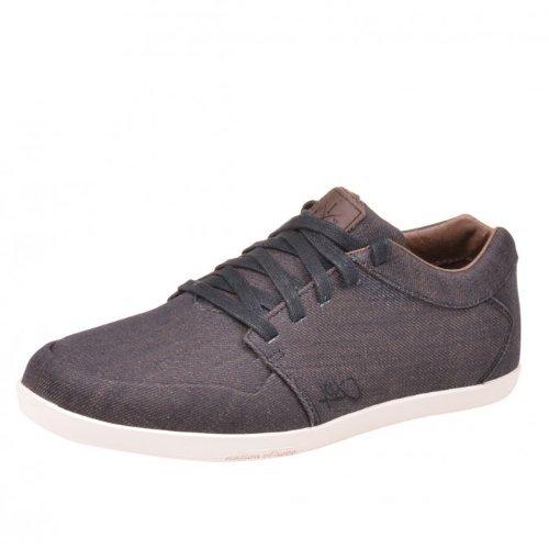 K1X Lp Low Sneaker Nero marrone o nero uomo, nuovo, Nero (nero), 42
