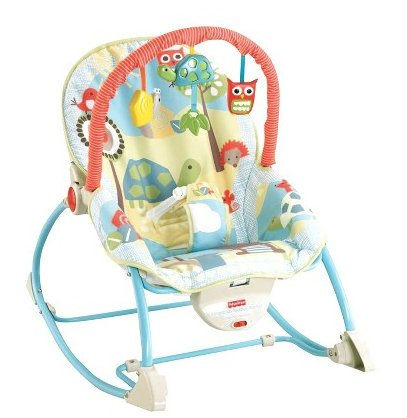 Sensational Fisher Price Owl Infant To Toddler Rocker Bouncer Seat Machost Co Dining Chair Design Ideas Machostcouk