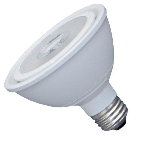 Halco 81031 Par30Fl14S/850/W/Led 14.5W 5000K Dimmable 40Deg E26 Proled Short Neck Lamp