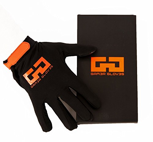 Gamer Gaming Gloves - Limited Edition - Gloves For Video Games (Video Games For Adults)