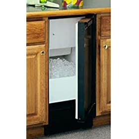 Residential ice maker private for Apartment size ice maker