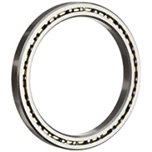 RBC Thin Section Ball Bearing, Unsealed, 4-Point Contact X-Type