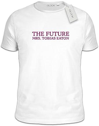 The Future Mrs. Tobias Eaton Funny Slogan T-Shirt - XX ...  The Future Mrs....