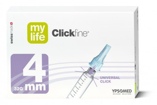 Ago Universale Clickfine 4 mm 31g 100pz
