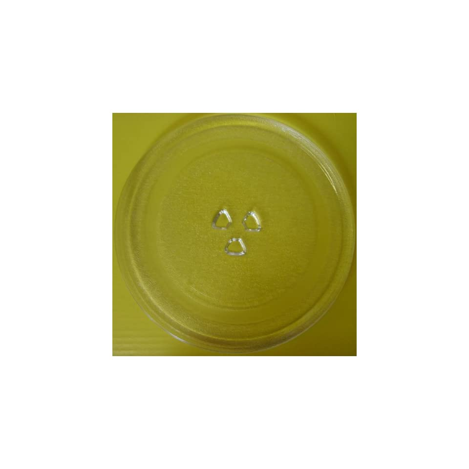 Mikrowelle Glas Teller Durchmesser 24 cm