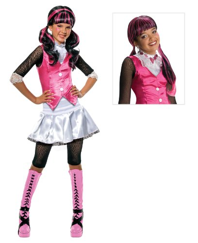 Monster High Draculaura Child Costume - Large