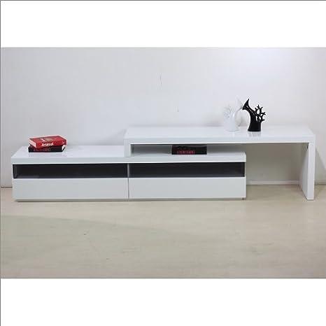 Casabianca Easy TV Unit in White