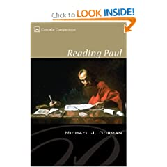 Reading Paul (Cascade Companions)