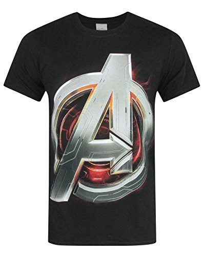 Uomo - Official - Avengers Age Of Ultron - T-Shirt (S)