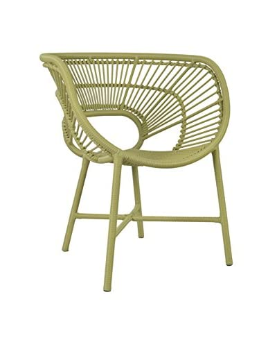 Jeffan Origin Outdoor Chair, Lime Green