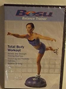 Bosu Balance Trainer Total Body Workout