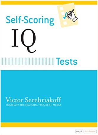 Self-Scoring IQ Tests (Self-Scoring Tests)