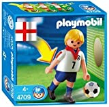 PLAYMOBIL 4709 Football figure - England
