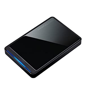 Buffalo Technology 500 GB USB 2.0 Portable External Hard Drive
