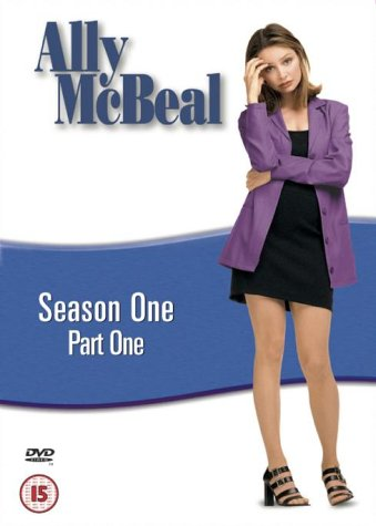 Ally McBeal - Season 1 Part 1 [DVD] [1998]