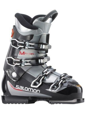 Salomon Mission Lx Ski Boots Review