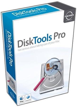 Disk Tools Pro (Mac)