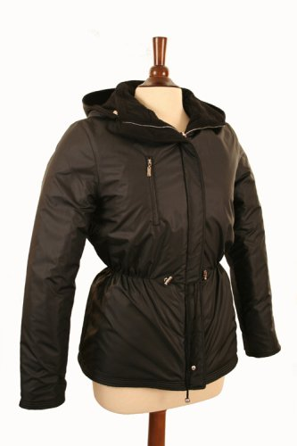 Buy Kuna Reversible Hooded Alpaca Jacket