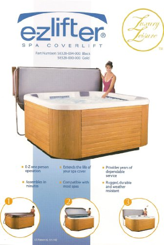 E-Z Spa Cover Lift - Hot Tub Cover Lift - Cover Lifter FREE SHIPPING!