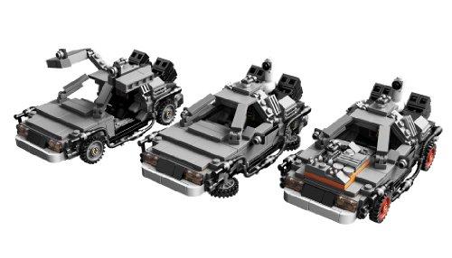 LEGO 乐高 Cuusoo系列 21103 回到未来 $27.99(约¥240)图片
