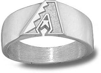 Arizona Diamondbacks A 3 8 Mens Ring Size 10 1 2 - 14KT Gold Jewelry by Logo Art