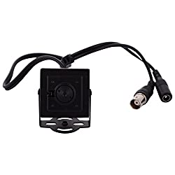 Sharp Plus Pinhole Camera 480 TVL HD (Black)