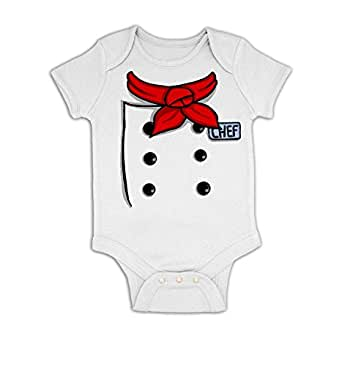Chef Costume Baby Grow