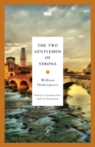 Two Gentlemen of Verona (Modern Library Classics)