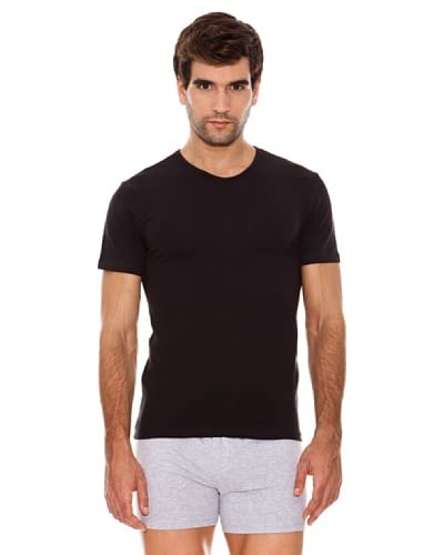 Abanderado Canotta Intima Nero size is not in selection IT