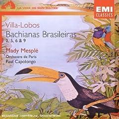 Bachianas cover
