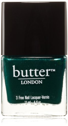 Butter LONDON 3 Free Lacquer Nail Paint - British Racing Green