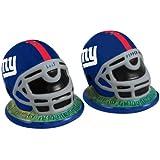 NFL New York Giants Helmet Salt and Pepper Shakers