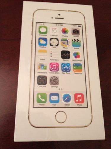 Apple iPhone 5s, Gold 16GB (Unlocked)