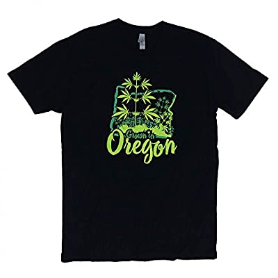 Grown in Oregon Cannabis T-shirt