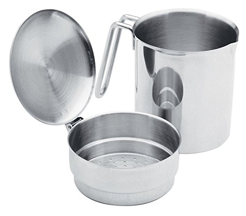 Norpro Stainless Steel Grease Catcher/Strainer (Bacon Grease Strainer compare prices)
