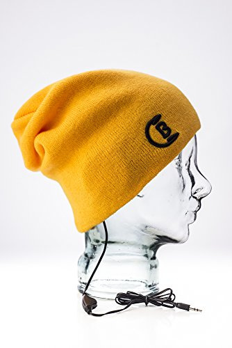 Cozybeats Beanie Headphones - Original Yellow