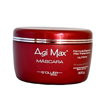 Brazilian Agi Max Hair Mask