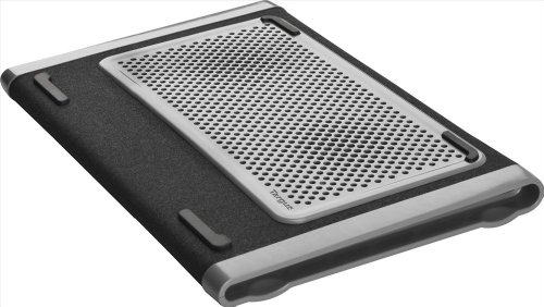 Find Discount Targus Dual Fan Chill Mat for Laptop up to 15.6 Inches, Gray/Black (AWE79US)