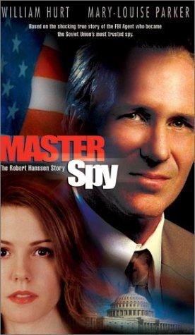 Master Spy: Robert Hanssen Story [VHS]