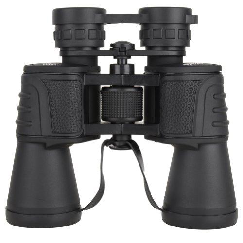 20X50 Hd Magnification Climbing Watching Binoculars Telescope(Black)