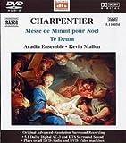 Charpentier-Messe-de-Minuit-pour-No�l;-Te-Deum-[DVD-Audio]