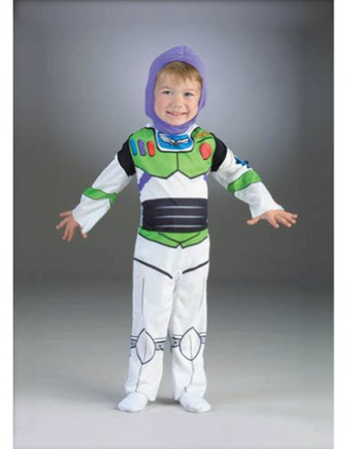 Kids-Costume Toy Story Buzz Lightyear 7-8 Halloween Costume - Child 7-8