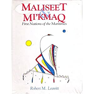 Amazon.com: Maliseet & Micmac [Mi'kmaq] : First Nations of the ...